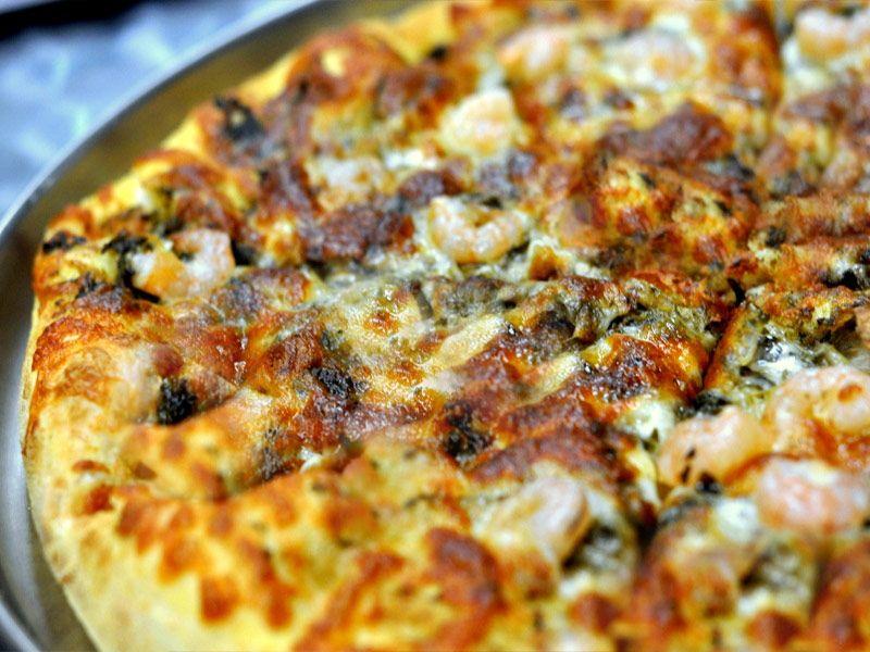 Νηστίσιμη Πίτσα πιο Νόστιμη και απ'την Σπέσιαλ!!!