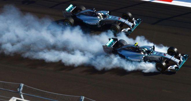 """Mercedes: """"Queremos demostrar que el éxito de este año no es una excepción, sino el primero de muchos"""""""