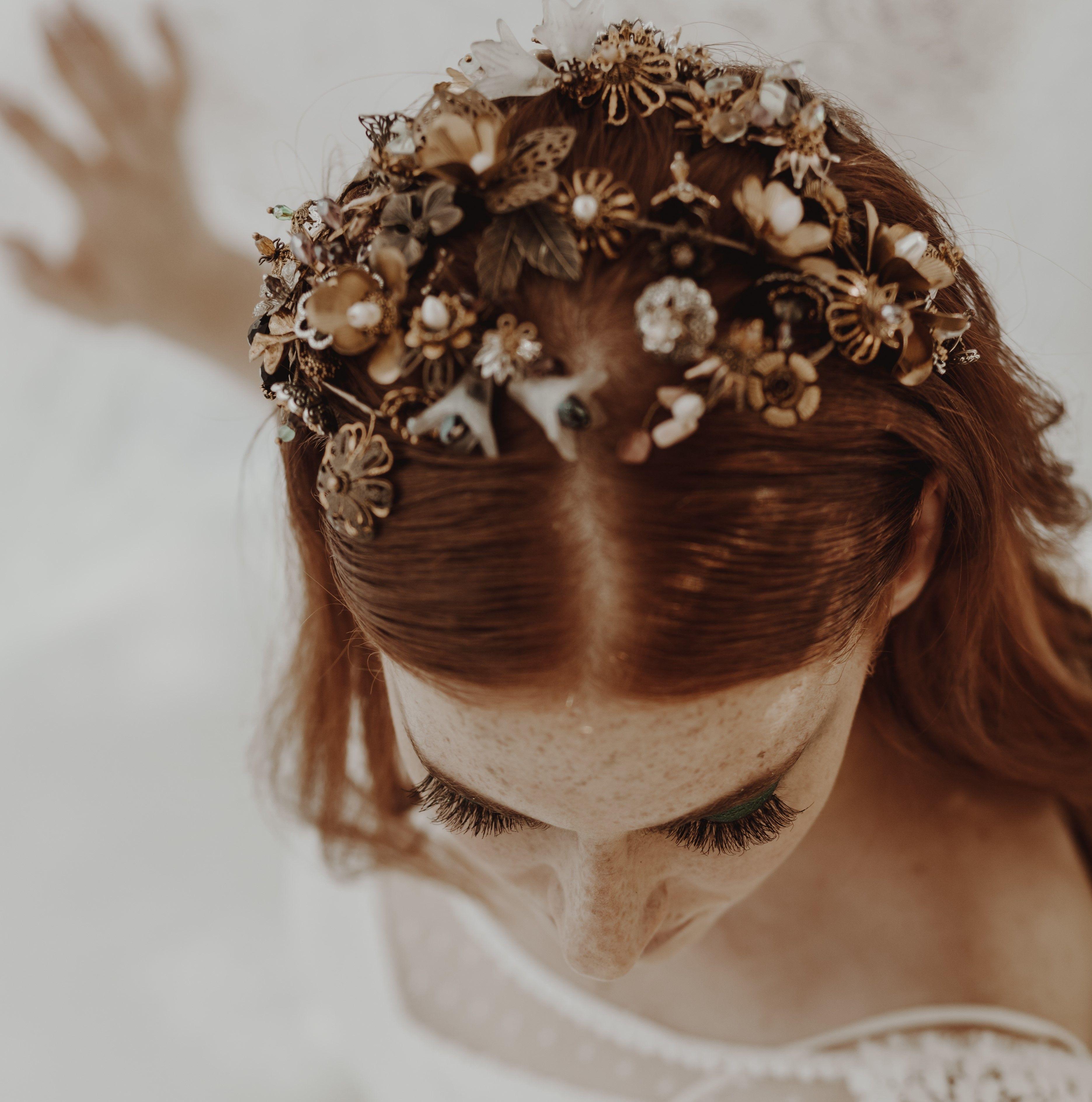 tocado novia mdepaulet
