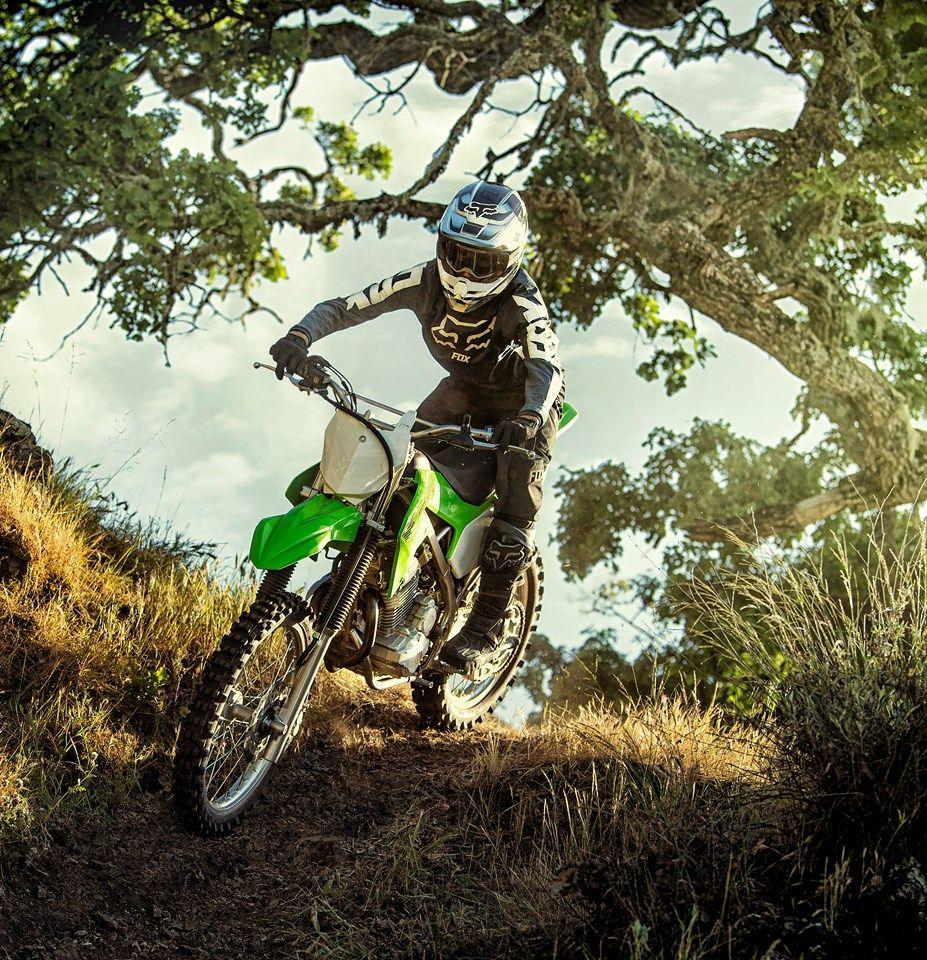 Dirtfueledfun Starts With The All New 2020 Kawasaki Klx230r Trail