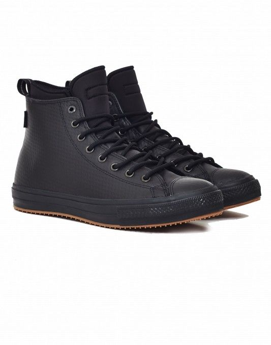 ee573fe5254 Converse Chuck Taylor All Star II Boot Black | Shop now at The Idle Man |  #StyleMadeEasy