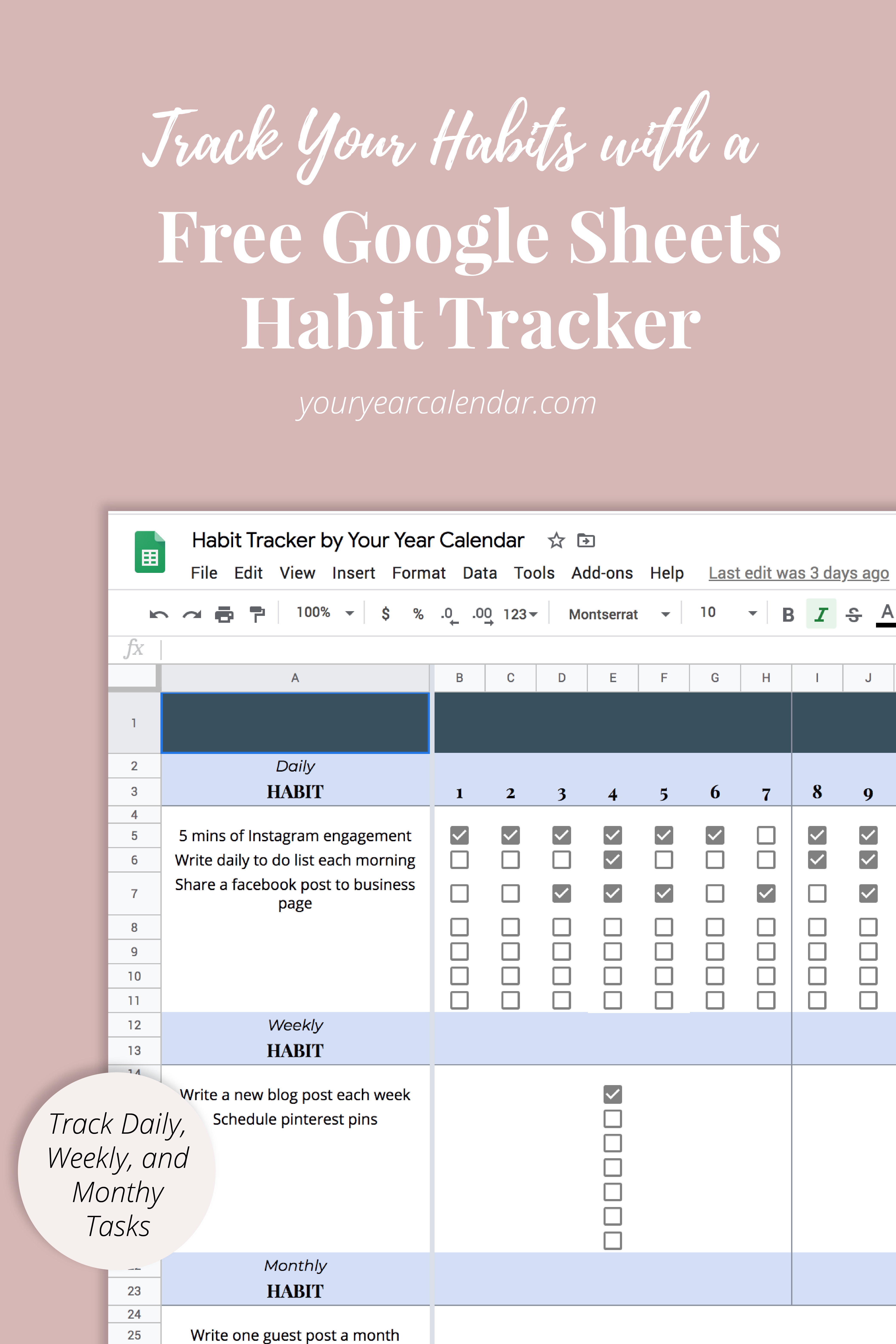 Pin On Free Worksheets For Bloggers