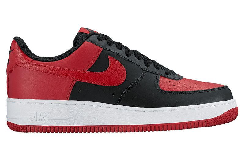 Nike Air Force 1 Low Mini Swoosh USA Release Date Profile 823511-601 |  FOOTWEAR | Pinterest | Nike air force, Air force and Minis