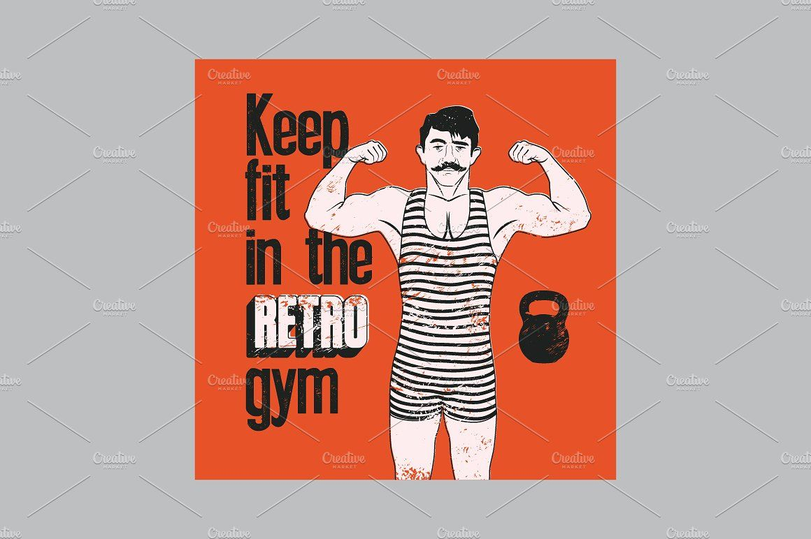 Gym Poster Ideas