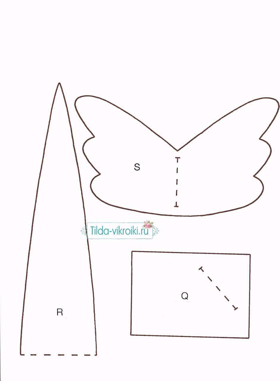 Заяц выкройки в натуральную величину фото 525
