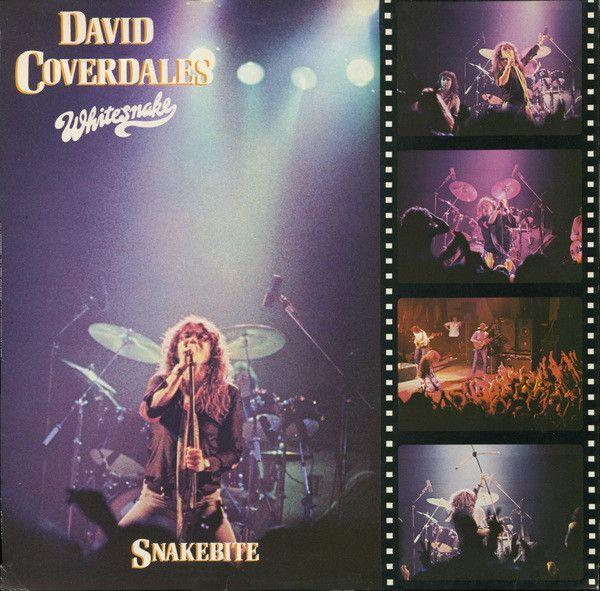 David Coverdales Whitesnake* - Snakebite