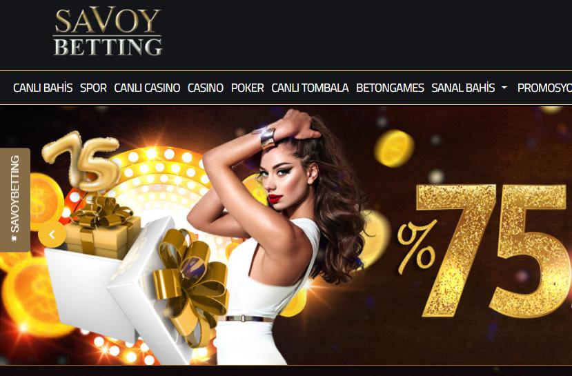 SavoyBetting 2017 yılında bahis severlerle tanıştı ve tarihinden belli olduğu gibi en köklü online bahis sitelerinden. Kurulduktan beri en populer sitelerden bunun sebeplerinden biri ise oranlarının her daim iyi seviyede olmasındandır. Ayrica Savoy Betting sadece Turkiye pazarinda değil dünya çapında bir çok ülkede güvenle kullaniliyor. Bu özelliği Türk bahis severler için referans sayılabilir. Savoy Bettingte …
