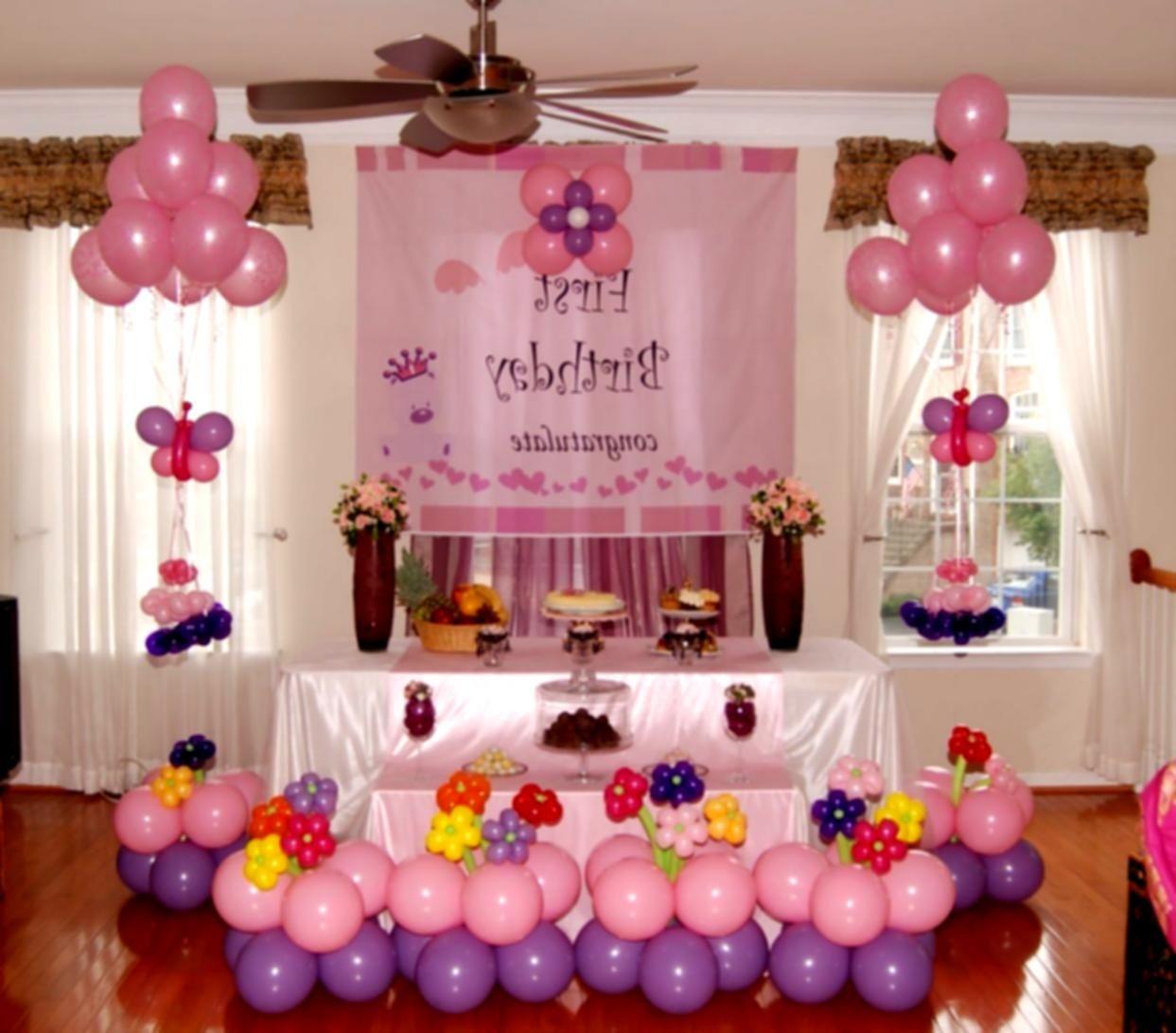 Birthday Party Decoration Ideas Birthday Decorations At Home First Birthday Decorations 1st Birthday Party Decorations,How To Make Home Decoration