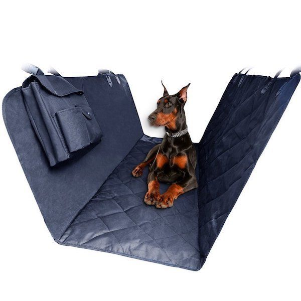 Have Pets? You Could Win This Awesome Car Seat Cover!
