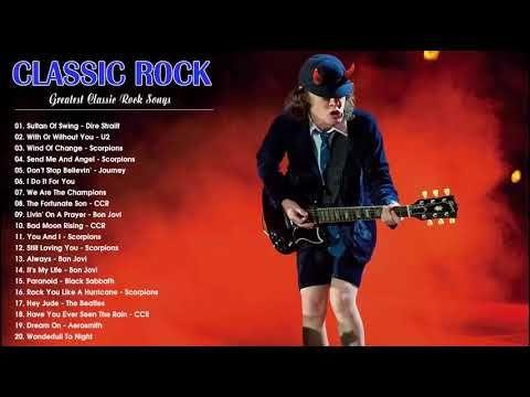 Bon Jovi, Scorpions,Dire Straits, U2, Eagles,Aerosmith