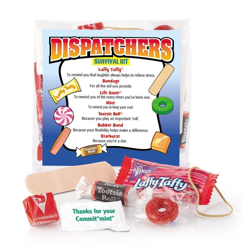 Dispatchers Survival Kit Survival food, Survival kit, Food