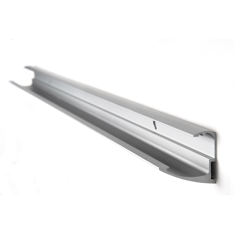 Profile Aluminium Alluminia Argent 80 Cm Argent Produits Et Profil