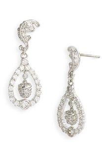 From: Nadri: acorn & leaf (duchess of cambridge) earrings