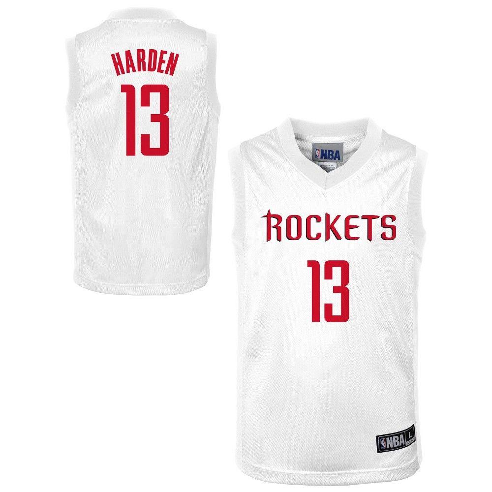 separation shoes 9de36 4eca3 Houston Rockets Toddler Boys' James Harden Jersey - 3T ...