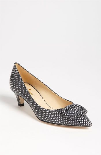 49fde92fccfa kate spade new york  simon  pump available at Nordstrom -  309.34 ...