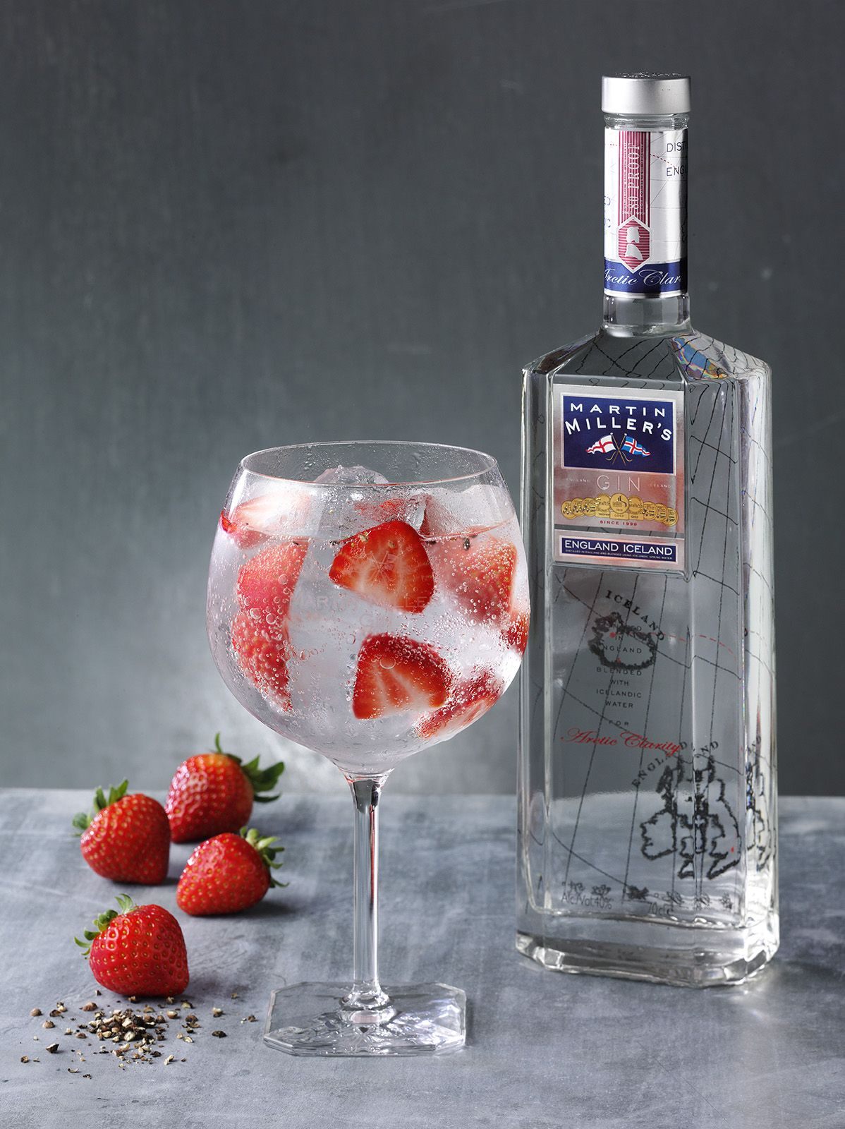 Martin Miller S Gin Cocktail Glasses