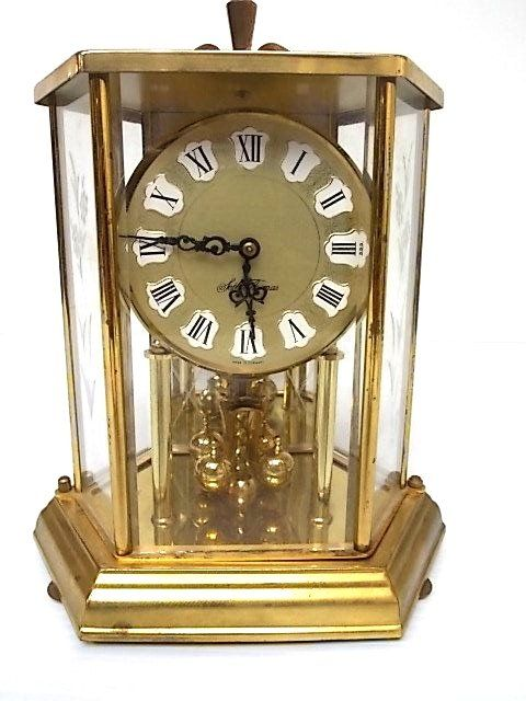 f56b82a3b83 ANTIQUE SETH THOMAS GERMAN MADE ANNIVERSARY CLOCK on