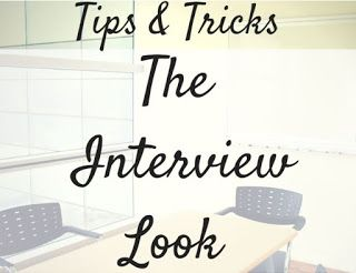 :: Tips & Tricks: The Interview Look | UnitWise - The most advanced, secure, web-based, business management program for MK community ::