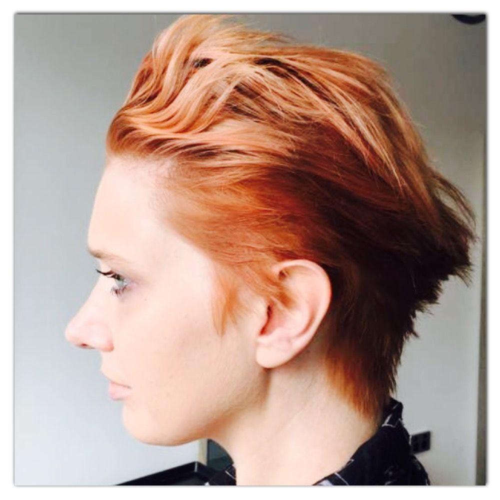 Haircut Colour By Nicole Kae Toni And Guy Newtown Sydney