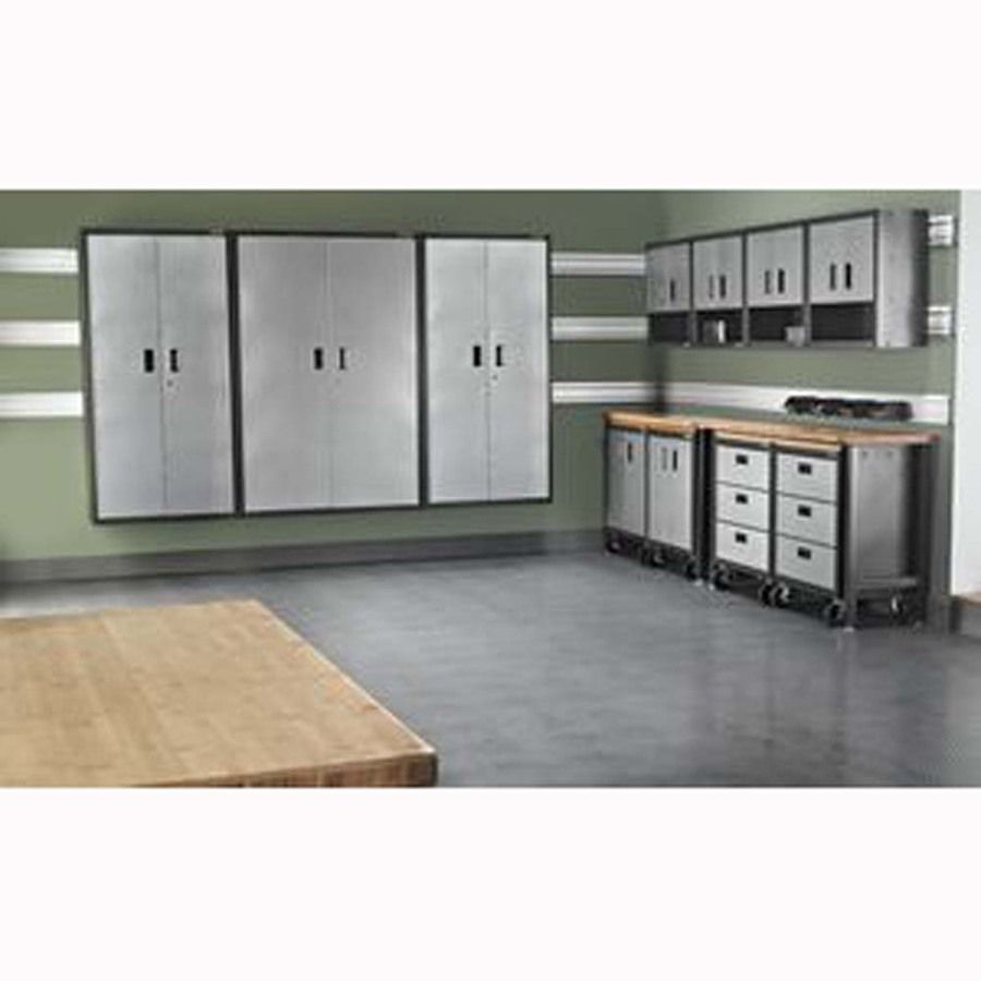 Shop Gladiator 48 In Geartrack Channel At Lowes Com Storage