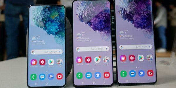 Samsung Galaxy S20, Plus und S20 Ultra im Test: Mehr ist nicht unbedin