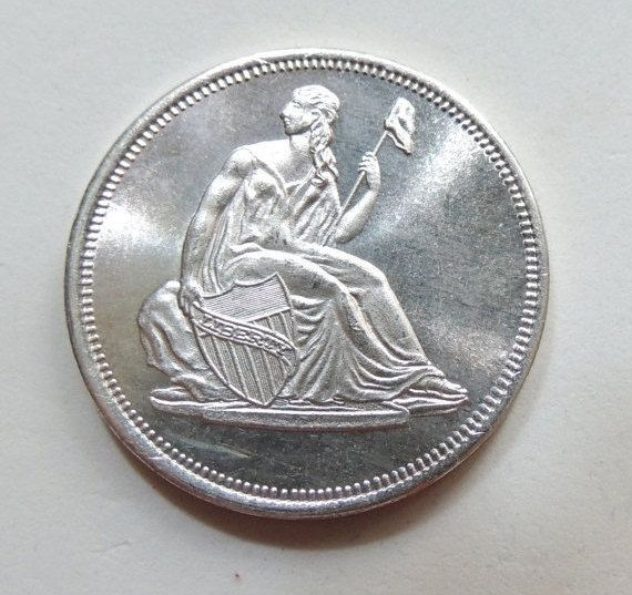 1 Troy Oz 999 Fine Silver Seated Lady Liberty 1800 S Us Dime Design Round Fine Silver Lady Liberty Silver