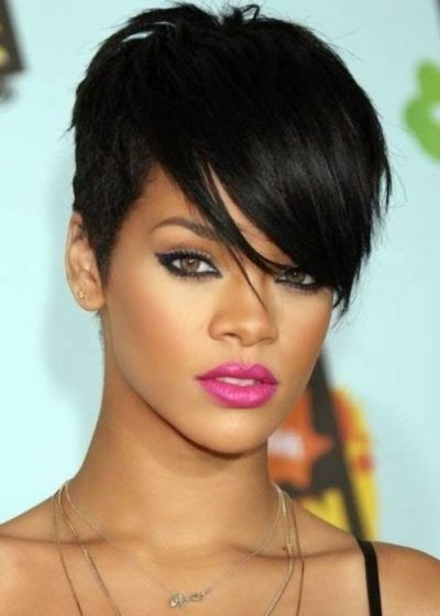 30 Best Hairstyles For Big Foreheads Herinterest Short Hairstyles