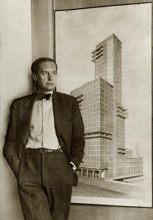 Ondivaga On Twitter Bauhaus Architecture Walter Gropius Bauhaus