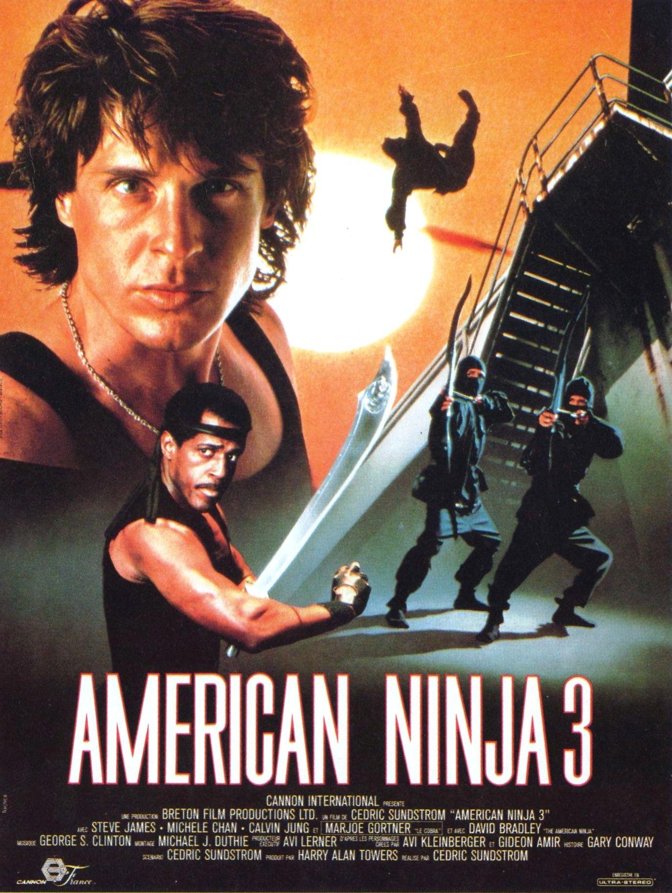 American Ninja 3 Blood Hunt 1989 Action Adventure Movies