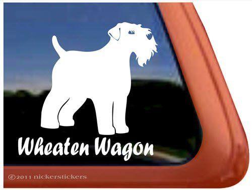 Got Schnauzer?High Quality Vinyl Dog Window Decal Sticker