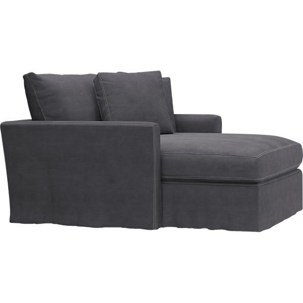 The Brick Chaise Lounge Chair