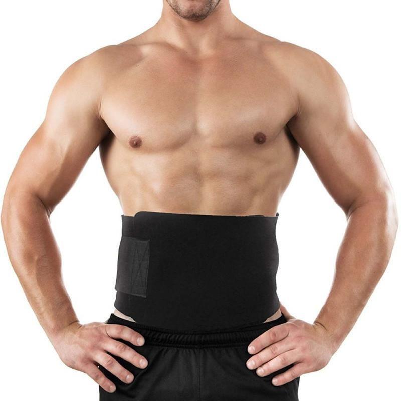 63b97d7e63 1Pcs Weight Loss Creams Women Men Waist Trimmer Belt Weight Loss Sweat Band  Wrap Fat Burner