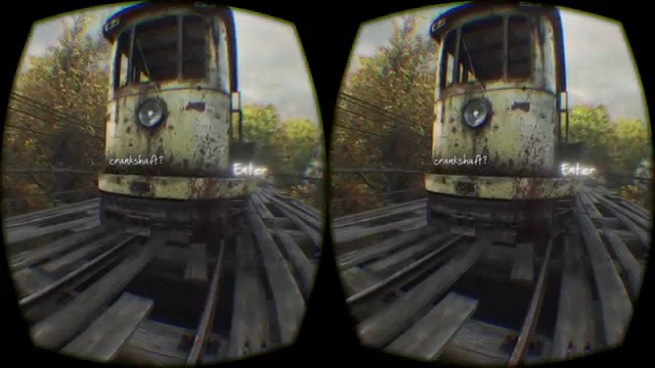 The Vanishing Of Ethan Carter Redux Native VR With Issues