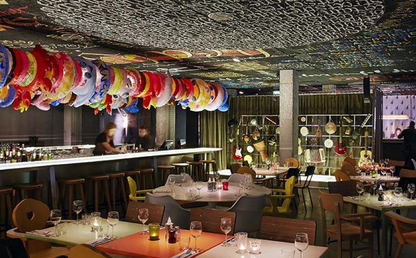 Philippe Starck Designs Mama Shelter Interior In Bordeaux Deco