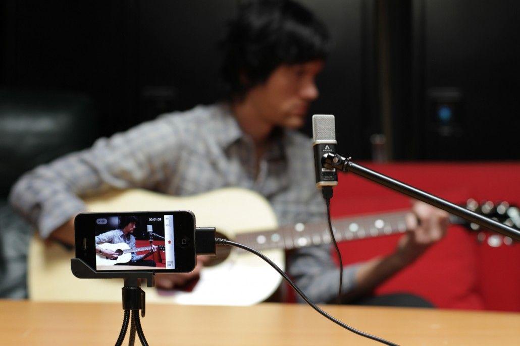 MiC - Studio Quality USB Condenser Microphone | Guitar | Usb