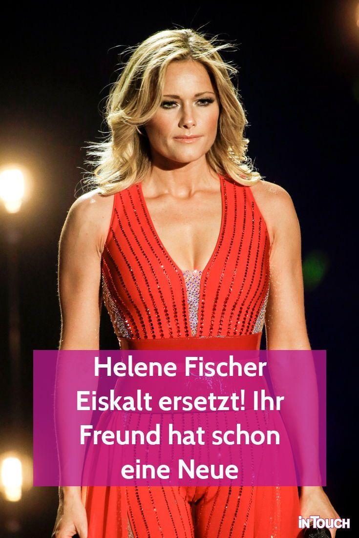 Helene Fischer: Eiskalt ausgetauscht! Ihr Freund hat schon