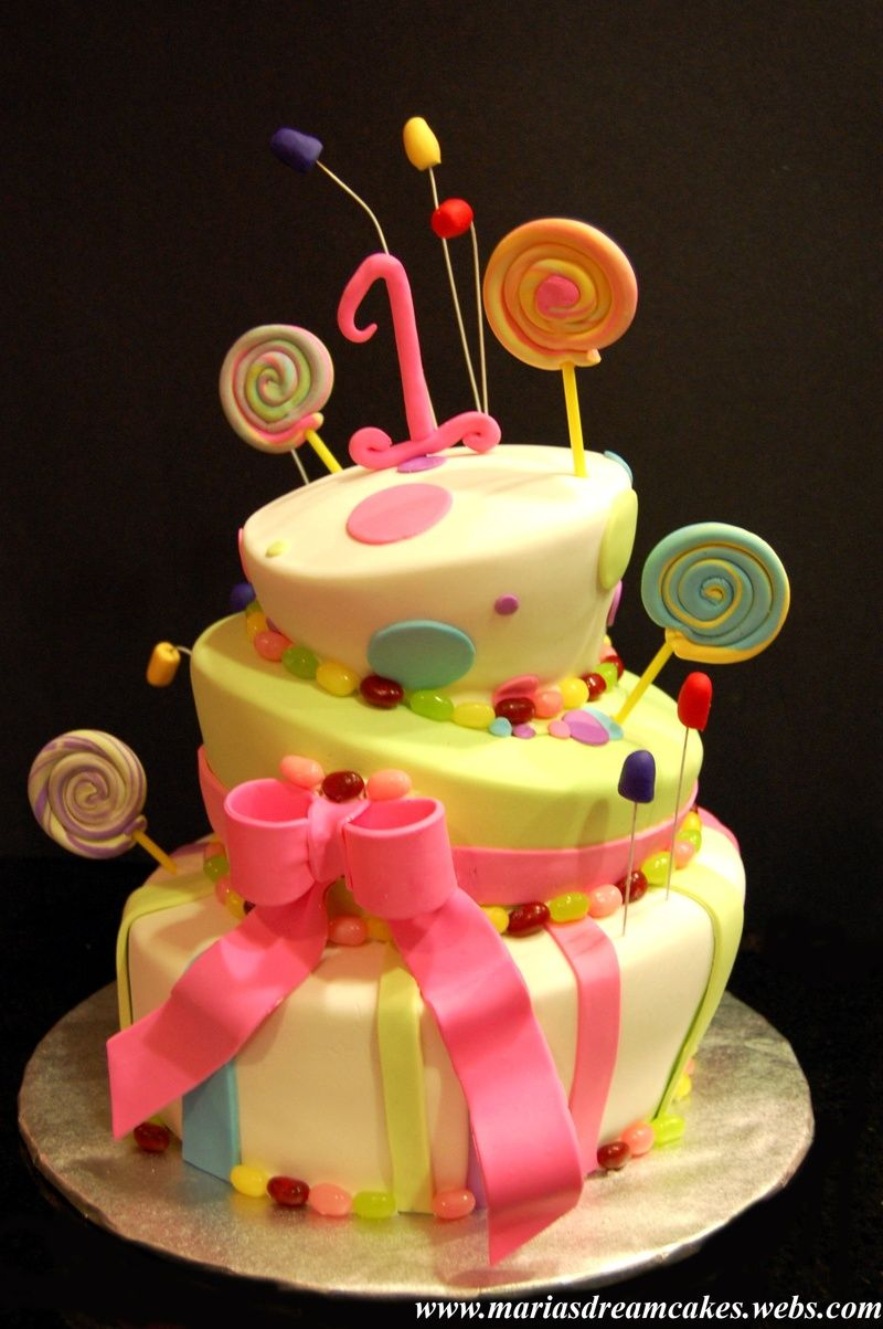 Decorated Birthday Cakes Themes For First Birthday Themed Topsy Turvy Cake For A