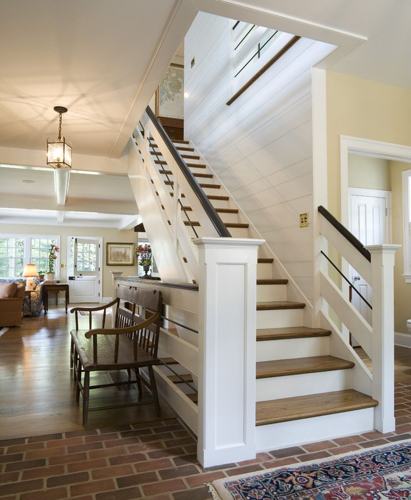 Best Magnificent Stair Railing Trend Philadelphia Traditional 400 x 300