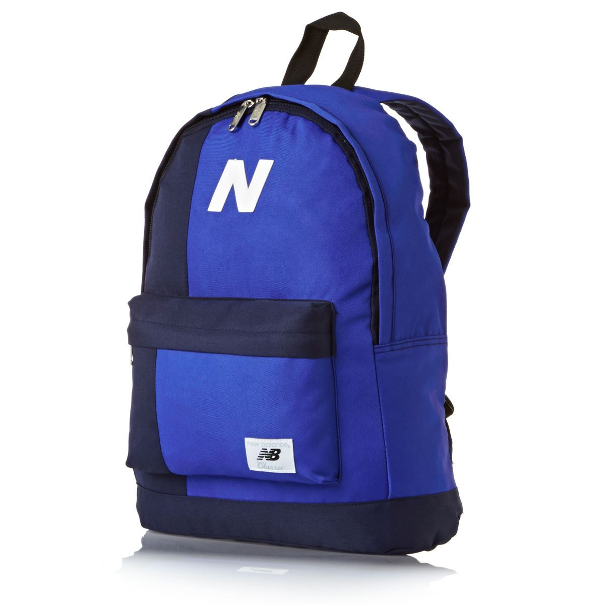 d8ce3941fac New Balance Mellow Asymmetric Backpack - Royal/Navy   hat's on ...