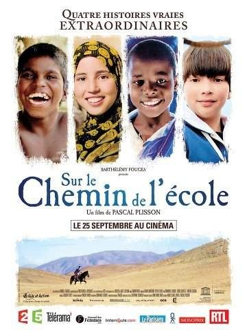 Sur Le Chemin De L Ecole Streaming Film Streaming Vffilm Streaming Vf Film Film Documentaire Ecole