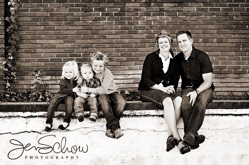 Another Cool Family Photograph
