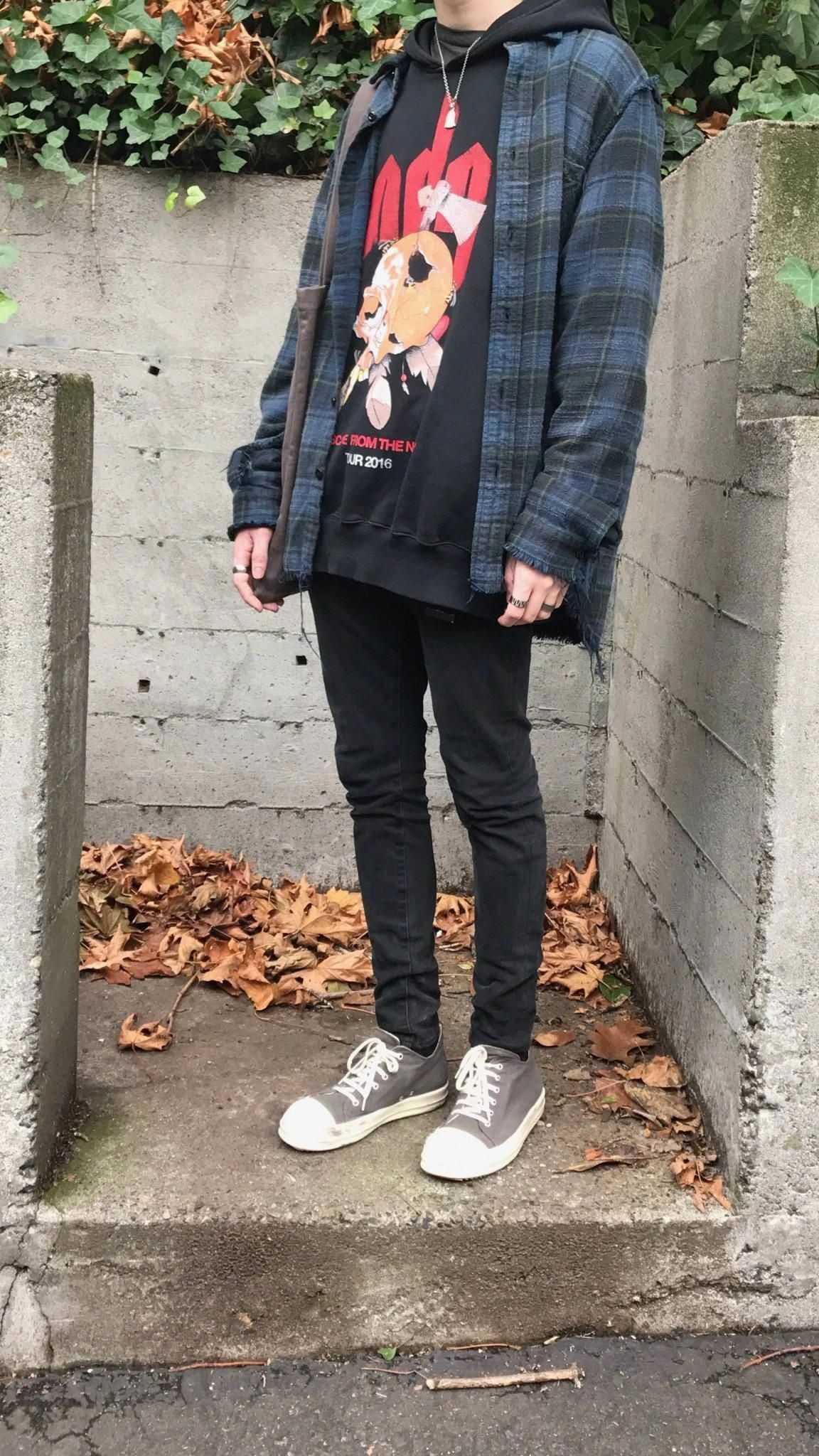 Style Anak Indie : style, indie, Grunge, Outfits, Flannel, Streetwear, Outfits,