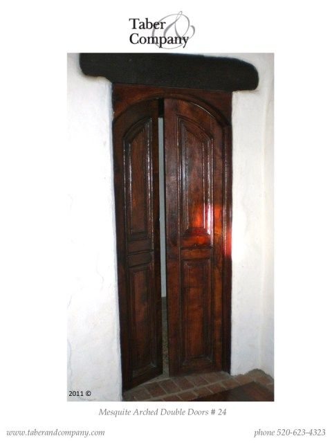 Bon Custom Made Interior Doors With An Arched Top