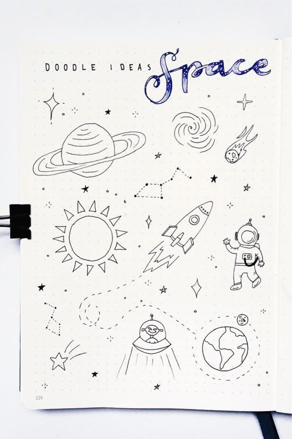 Bullet Journal Doodle Inspiration For Bujo Addicts Vol 1 Crazy Laura Bullet Journal Doodles Journal Doodles Bullet Journal Ideas Pages