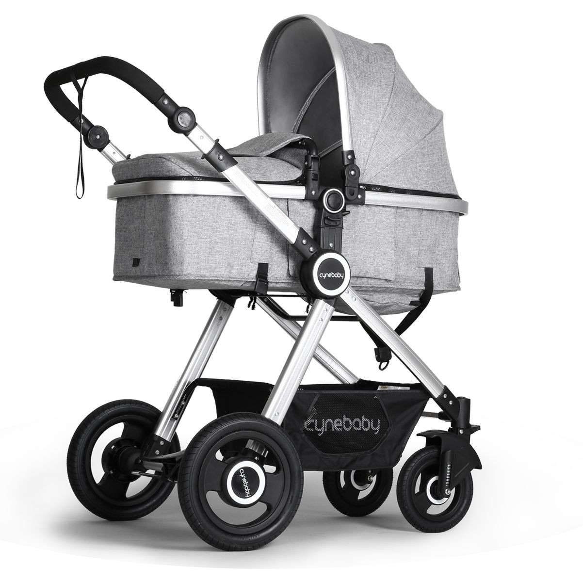 Toddler Stroller Folding Convertible Carriage Infant Anti