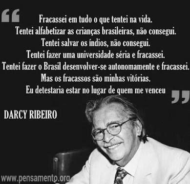 20 Anos Sem Darcy Ribeiro 8 Livros Do Antropólogo Estante Virtual