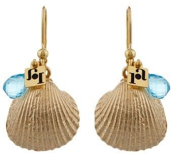 ROSANTICA BY MICHELA PANERO Mare shell earrings