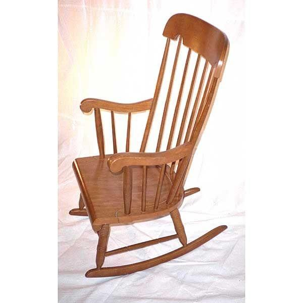 Genial Buy Woodworking Project Paper Plan To Build Country Rocking Chair, AFD149  At Woodcraft.com