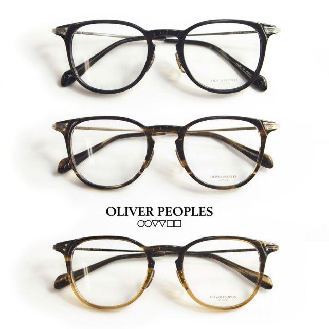 852a9b5cc8c OLIVER PEOPLES/オリバーピープルズ /ENNIS-J/ボストンウェリントンメガネ/度付きメガネ/伊達メガネ