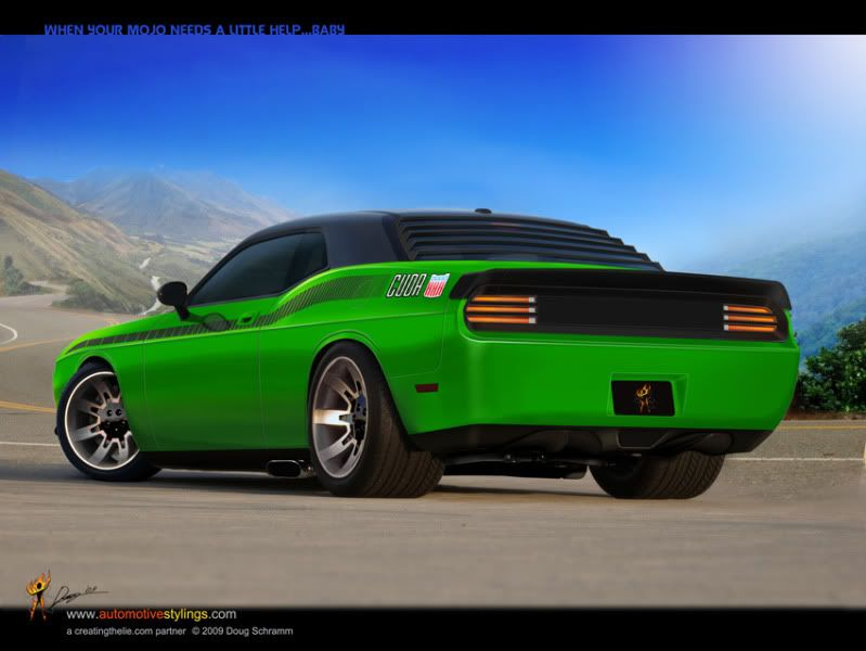 2015 Dodge Challenger Replacement   did an AAR Cuda and hemi